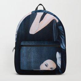 Woman or Cat - Top Secret Backpack