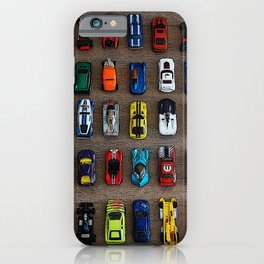 1980's Toy Cars iPhone Case