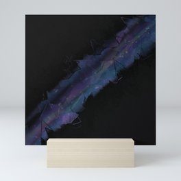 Shattered Galaxy Mini Art Print