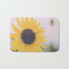 Colorado Sunflower Bath Mat