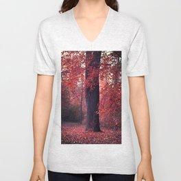 arbre Unisex V-Neck