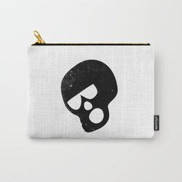 Skull saying Boo Carry-All Pouch