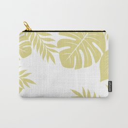 Paradise in Gold Carry-All Pouch