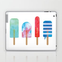 The Popsicle Lineup Laptop & iPad Skin