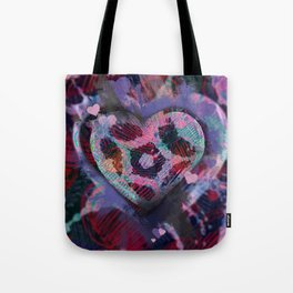 Candy Hearts 1 Tote Bag