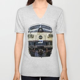 Cab Forward Unisex V-Neck