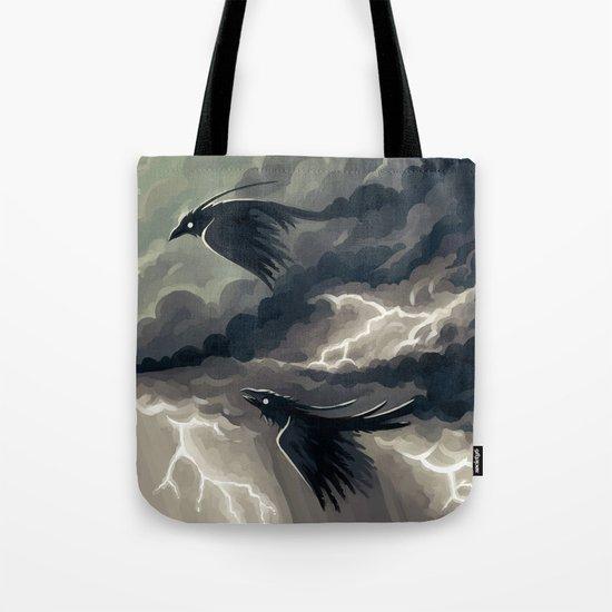 Stormbringers Tote Bag