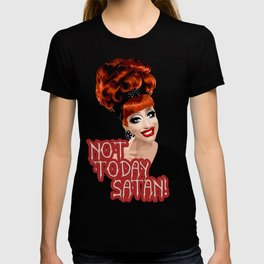 'Not Today Satan!' Bianca Del Rio, RuPaul's Drag Race Queen T-shirt