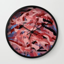 All at Once 2 Wall Clock