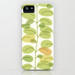 Green Soul iPhone Case