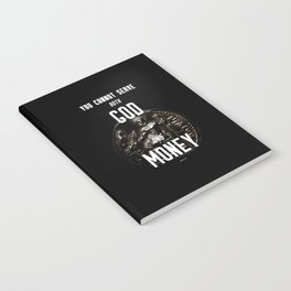 God and Money Notebook