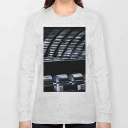 Willis Group and Lloyd's of London Abstract Long Sleeve T-shirt
