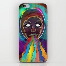 I Chant iPhone Skin