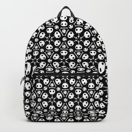 Spooky Skulls Backpack