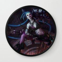 Jinx Wall Clock