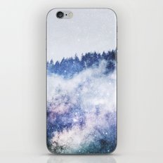 Galaxy Forest iPhone & iPod Skin