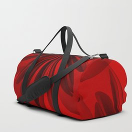 Red Origami Flowers #decor #society6 Duffle Bag