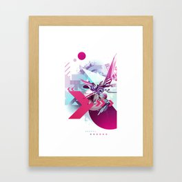 ice14 Framed Art Print