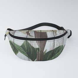 Chabby chic Datura Fanny Pack