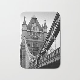 London ... Tower Bridge III Bath Mat