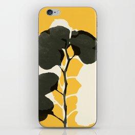 begonia 1 iPhone Skin