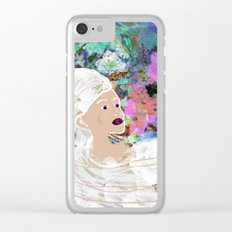 Princess Boheme Clear iPhone Case