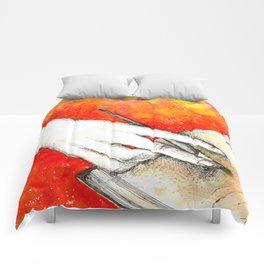 Inky hands11-Writing Comforters