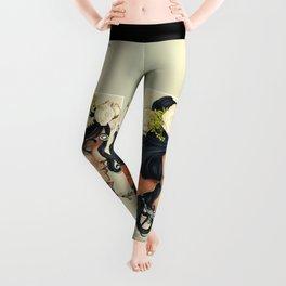 Bohemian Girl Leggings