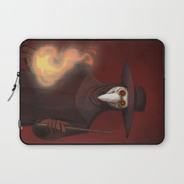 The Plague Doctor Laptop Sleeve