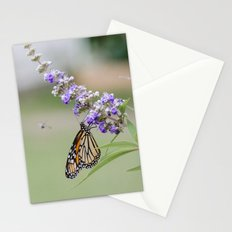 Lavender 3 Stationery Cards