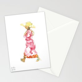 Little nun Stationery Cards