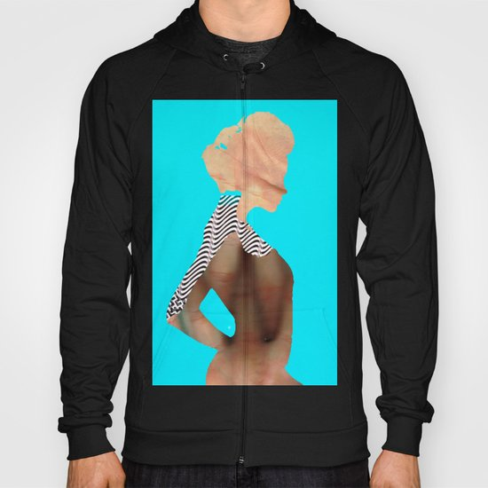 A strange kind of woman · the blue one Hoody