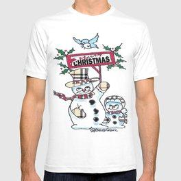 Holly Jolly Christmas T-shirt