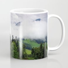 mountain view i. Mug