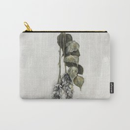 Lavender Harvest Carry-All Pouch