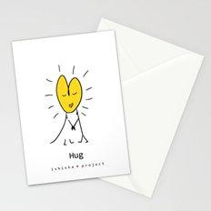 HUG by ISHISHA PROJECT Stationery Cards