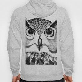 mysterious owl Hoody