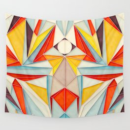 Everything is Fine Wall Tapestry