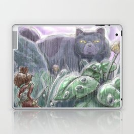 Arrietty and the Colossus Laptop & iPad Skin