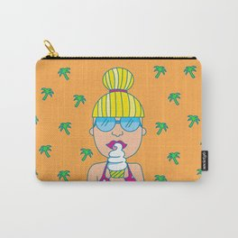 Ice Cream Dreams Carry-All Pouch