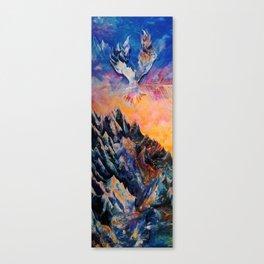 Divine Elevation Canvas Print