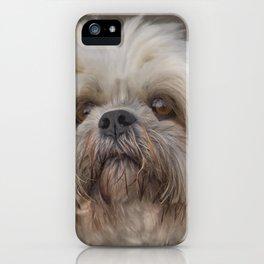 The Shih Tzu iPhone Case