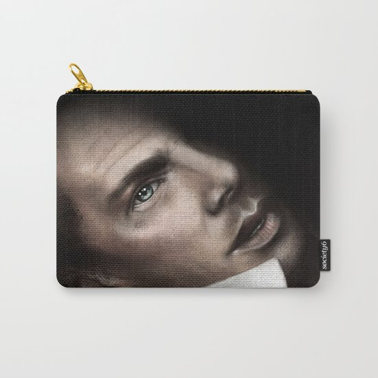 Benedict Painting Carry-All Pouch