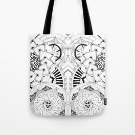 Mandala Series 04 Tote Bag