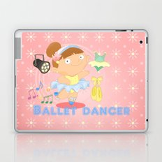 Ballet Dancer Laptop & iPad Skin