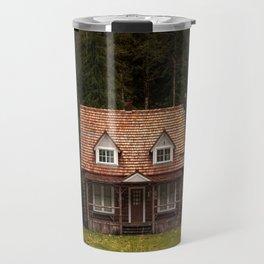 Olympic National Park Ranger Station Travel Mug