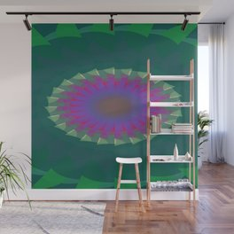 Affronted Fissure Wall Mural
