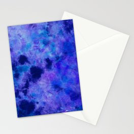 Lapis DyeBlot Stationery Cards