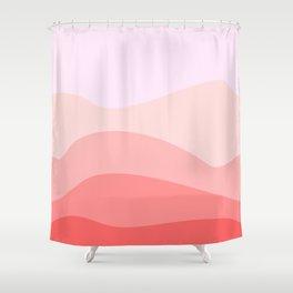 Flamingo 3 Shower Curtain