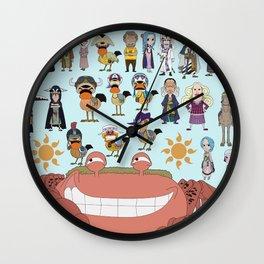 Arabasta Wall Clock